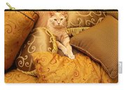 Regal Feline Carry-all Pouch