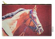 Regal Racehorse Carry-all Pouch