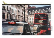 Regent Street London Carry-all Pouch