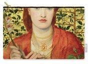 Regina Cordium Alice Wilding, 1866 Carry-all Pouch
