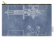 Regulator For Dynamo Electric Machine Patent Carry-all Pouch