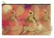 Reindeer On Parade Carry-all Pouch