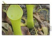 Reinwardts Pitcher Plant Sarawak Borneo Carry-all Pouch