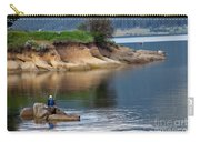 Relaxed Fisherman Carry-all Pouch by Robert Bales