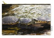 Relaxin' Turtles Carry-all Pouch