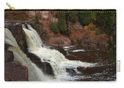 Relaxing Autumn Falls Carry-all Pouch