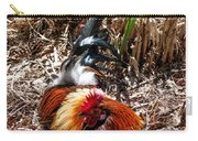 Relaxing Rooster Carry-all Pouch