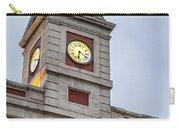 Reloj De Gobernacion 2 Carry-all Pouch
