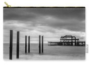 Remains Of The West Pier In Brighton Carry-all Pouch