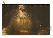 Rembrandt Self Portrait Carry-all Pouch