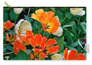 Rembrant's Garden Carry-all Pouch