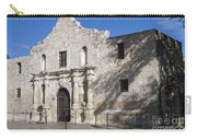 Remember The Alamo Carry-all Pouch