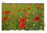 Remember Them Poster Version Carry-all Pouch