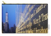 Remembering 9/11-hope And Despair Carry-all Pouch