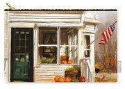 Remembering When- Porches Art Carry-all Pouch