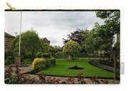 Remembrance Park - In Bakewell Town Peak District - England Carry-all Pouch