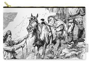 Remington Cowboys, 1887 Carry-all Pouch
