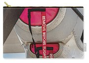 Remove Before Flight Carry-all Pouch