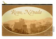 Reno Nevada  Carry-all Pouch