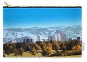 Reno Skyline Poster Carry-all Pouch