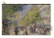 Renoir Grands Boulevards Carry-all Pouch