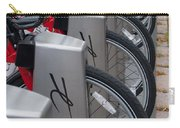 Rental Bikes Carry-all Pouch