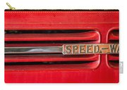 Reo Speedwagon Grill Carry-all Pouch