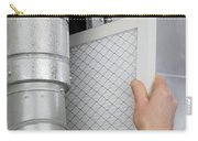 Replace Home Air Filter Carry-all Pouch