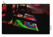 Replicant Arcade Carry-all Pouch by Benjamin Yeager