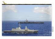 Republic Of Singapore Frigate Rss Carry-all Pouch