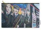 Republican Murals Against British Rule Carry-all Pouch