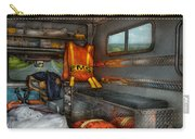 Rescue - Emergency Squad  Carry-all Pouch by Mike Savad
