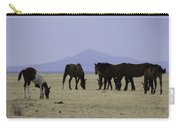 Reservation Horses 4 Carry-all Pouch