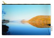 Reservoir At Dawn Carry-all Pouch