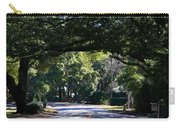 Residential Street St Simons Island Carry-all Pouch