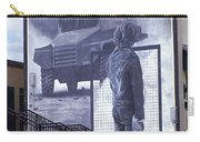 Derry Mural Resistance Carry-all Pouch