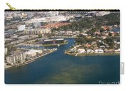 Resort City In The South Carry-all Pouch