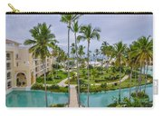 Resort In Dominican Republic Carry-all Pouch
