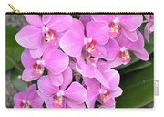 Resplendent Orchid Carry-all Pouch