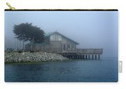 Restaurant With A Foggy View Carry-all Pouch