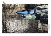Resting Boats Carry-all Pouch