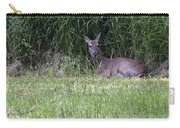 Resting Doe Carry-all Pouch