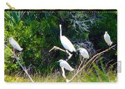 Resting Flock I Carry-all Pouch