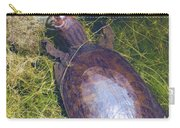 Resting On Weeds Carry-all Pouch