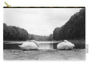 Resting Swans Carry-all Pouch