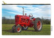 Restored Farmall Tractor Hdr Carry-all Pouch