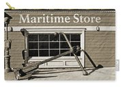 Restored Maritime Store Carry-all Pouch