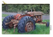 Retired Tractor Carry-all Pouch