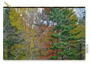Retreating Pines Carry-all Pouch