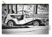 Retro Cabriolet Carry-all Pouch